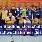 Weidebrunn Vierter bei den ersten Schmalkalder Stadtmeisterschaft